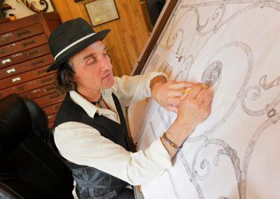 Jean-Pierre Drawing
