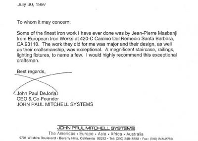 John Paul DeJoria Referral